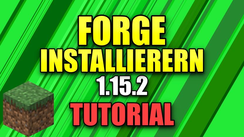Forge Installieren 1.15.2 Tutorial